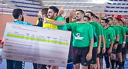 وثائق.. هلال الناظور لكرة اليد توصل بـ 25 مليون من مجلس جهة الشرق و مبلغ جديد في الطريق