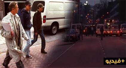 الانتفاضة المغربية.. شريط يؤرخ لذكرى المواجهات الأليمة بين الشبان المغاربة والشرطة الهولندية في العاصمة أمستردام