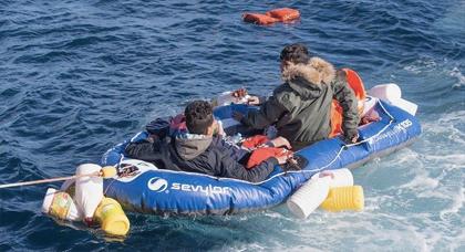 أزيد من 400 مهاجر سري وصلو إلى مليلية بواسطة قوارب صغيرة
