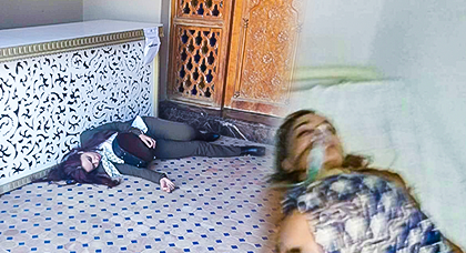 ناشطة في حراك الحسيمة تتهم نقابة بالاعتداء عليها  ومنعها من حضور المؤتمر الاقليمي