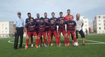 فريق الفتح الرياضي لكرة القدم يصارع من أجل البقاء في غياب دعم الجماعات والجهات المختصة وتنكر الأعيان