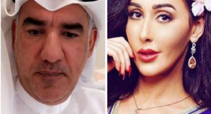 """شقيق حسين الجسمي يكشف حقيقة مقتل الفنانة """"وئام الدحماني"""" خنقا من طرف امرأة منقبة"""