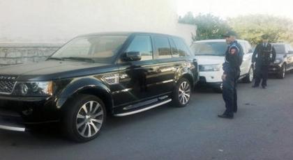 الأمن يطيح بشبكة خطيرة اقتنت سيارات فارهة مسروقة من الناظور ومدن الشمال