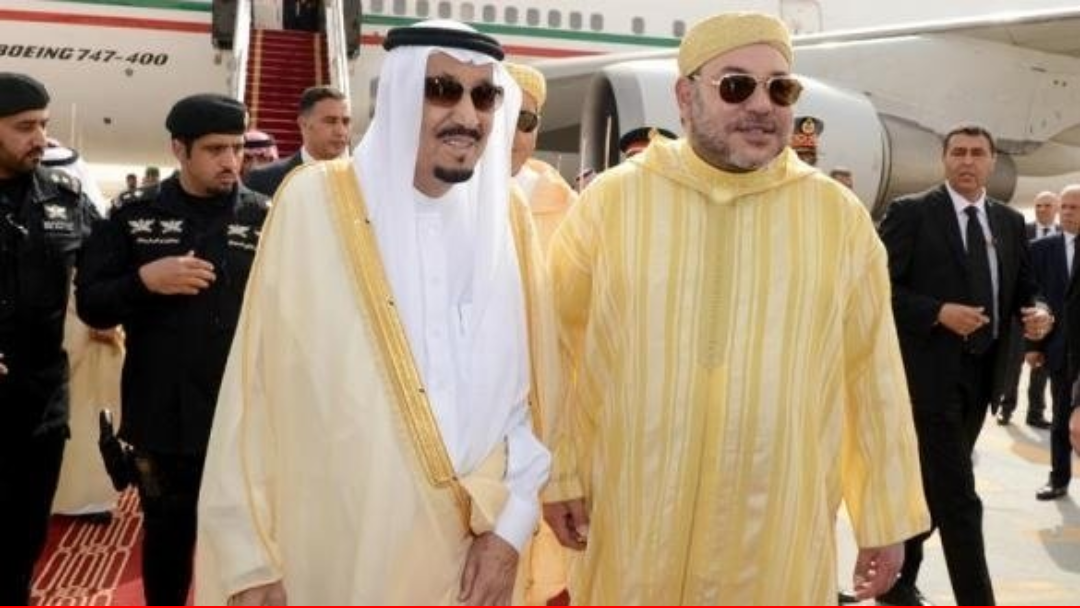 تحالفات إقليمية في الأفق.. هذا ما دار بين الملك محمد السادس والملك سلمان في مكالمة هاتفية حول إيران
