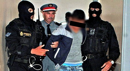 """حير الإنتربول.. هكذا سقط أحد أخطر عناصر """"المافيا"""" الإيطالية في قبضة أمن المغرب بعد 22 عاما من الفرار"""