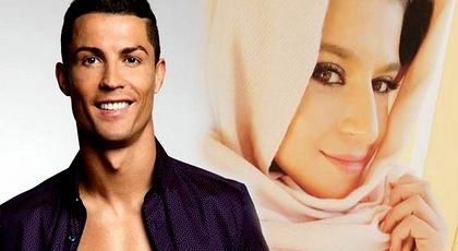 صديقة رونالدو الناظورية آمال صابر: بفضلي استثمر كريستيانو في المغرب وهذا ما قالت عن علاقتهما