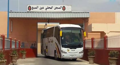 لأول مرة منذ اعتقالهم.. مندوبية السجون تكشف أحوال جميع معتقلي حراك الريف في سجون المغرب