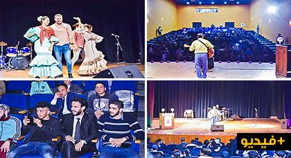 اسدال الستار حول فعاليات المهرجان الأمازيغي الدولي للفن والتراث بالريف في دورته السادسة