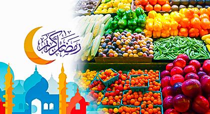 مع حلول شهر رمضان.. أثمنة الخضر والفواكه تشهد إرتفاعا قياسيا رغم تطمينات الداخلية