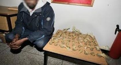 مع أول أيام رمضان.. إعتقال شخص وحجز 5 قنطار من النفحة بالناظور