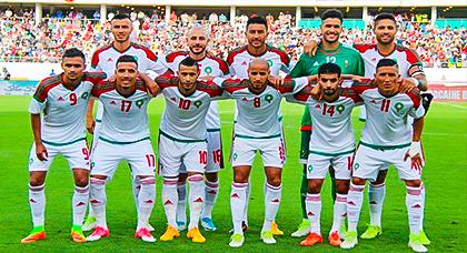 بحضور 6 لاعبين ريفيين الناخب الوطني يكشف عن اللائحة الرسمية للمنتخب المغربي