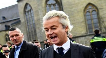 """زعيم المعارضة الهولندية المعادي للجالية المغربية """"فيلدرز"""" يطعن في إدانته بالتحريض على التمييز"""