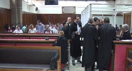 انطلاق جلسة محاكمة الزفزافي ورفاقه بملاسنات ساخنة.. والقاضي: اللهم إنا صائمون