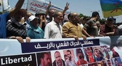 السلطات تمنع عقد الجمع العام التأسيسي لجمعية أسر معتقلي حراك الريف لهذا السبب