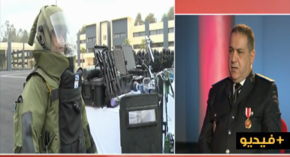 شاهدوا محمد الدخيسي ديفزيونير الناظور السابق ومدير الشرطة القضائية الحالي في برنامج خاص لأول مرة