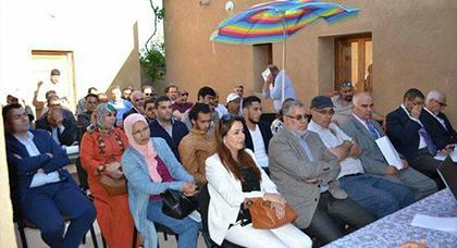 """الإتلاف المدني من أجل الجبل يعقد لقائه الجهوي في """"ادهار أوباران"""" بالدريوش"""