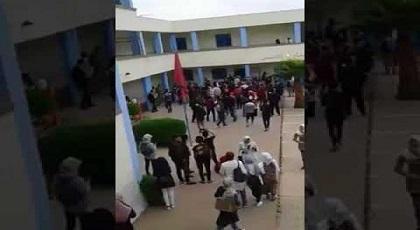 """بعد إدخال """"حمار"""" إلى القسم.. وزارة التربية الوطنية تخرج عن صمتها وهذا ما قامت به"""