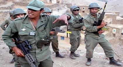 الجيش المغربي يتحرّك نحو هذا المعبر للرد على البوليساريو