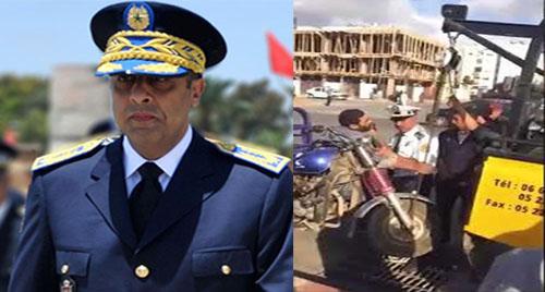 """الحموشي: ماسح الأحذية وزير في نظر الأمن.. وسائق """"تريبورتور"""" يصالح الشرطي..."""
