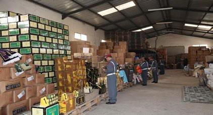 حجز وإتلاف 4727 كلغ من المنتجات غير الصالحة للاستهلاك بجهة الحسيمة