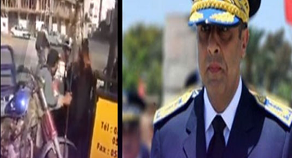 """بعد حادث مول """"تريبورتور"""" الحموشي يوجه تعليمات صارمة لشرطة المرور باحترام القانون وعدم استفزاز المواطن"""