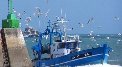 """قوارب صيد السمك تتورط في نقل """"رزم الحشيش"""" بسواحل الريف"""