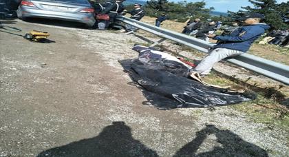 مؤلم.. حادثة سير بالطريق الساحلي الرابط بين الحسيمة وتطوان تودي بحياة مهاجر بالديار البلجيكية