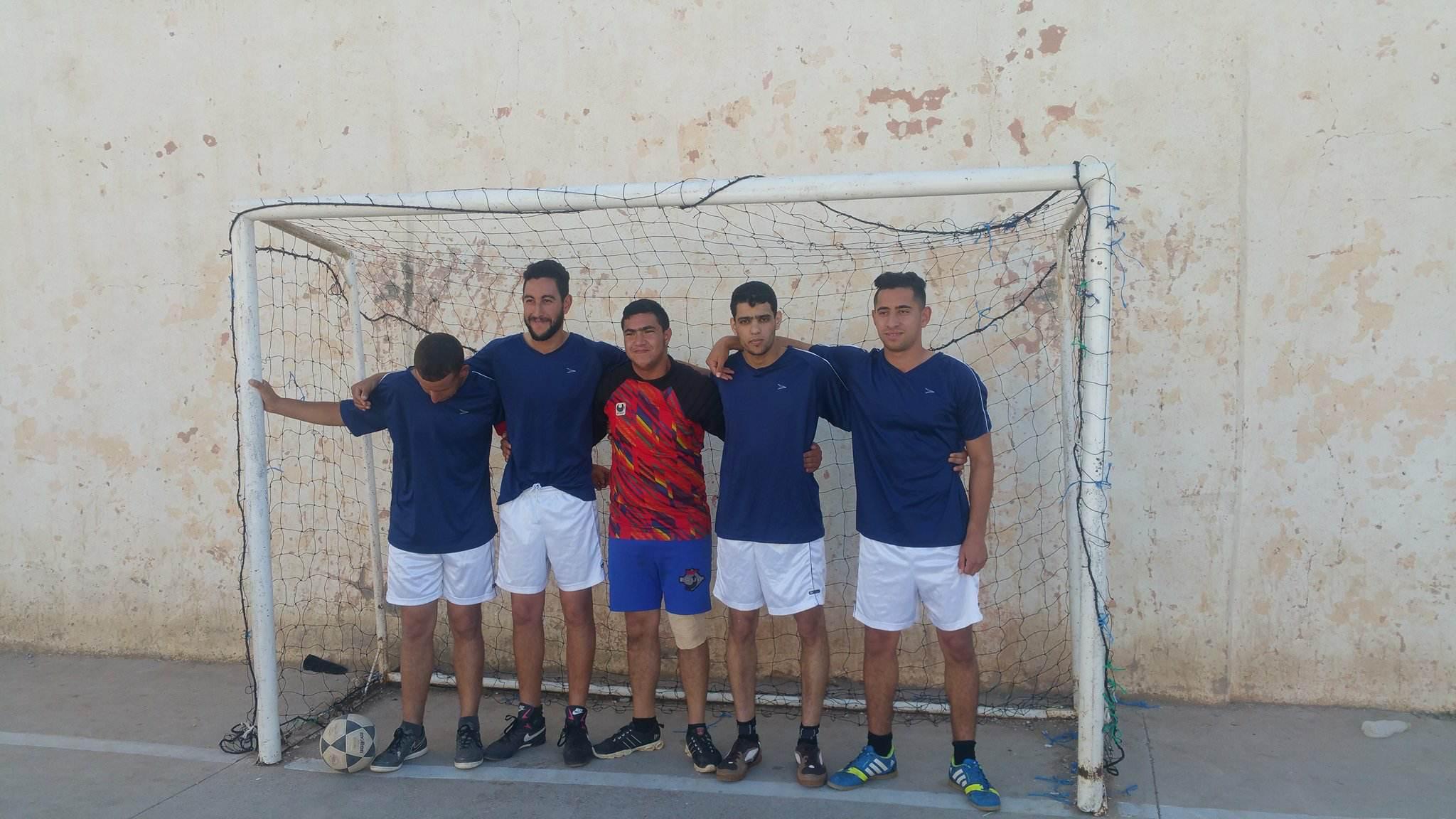 """جمعويو """"تزغين"""" ينظمون أكبر دوري رمضاني في كرة القدم المصغرة بحضور ممثلي السلطة والجماعة"""