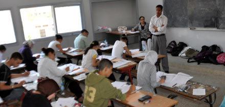 """إقليم الدريوش يتربع على """"عرش الغش"""" في امتحانات البكالوريا على مستوى جهة الشرق"""