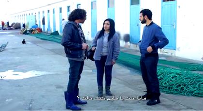 """الحلقة 19 من المسلسل الريفي """"النيكرو"""" وصراعات قوية تظهر بين أبطال السلسلة"""