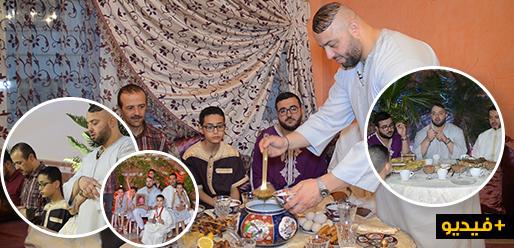 موسى الدارديز كما لم تروه من قبل.. هكذا يمضي رمضان رفقة العائلة وهذه عاداته