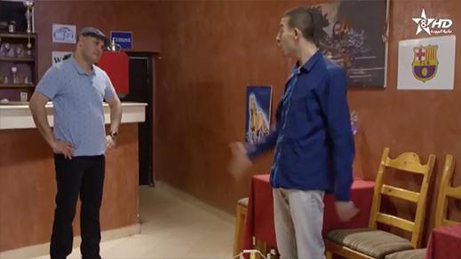 """شاهدوا الحلقة 7 من السلسلة الريفية الساخرة """"ماسين ذ ميمون"""" على الشاشة الأمازيغية"""
