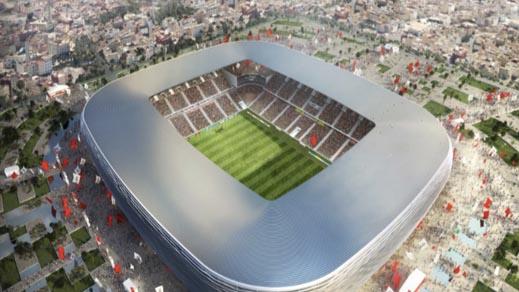 هذا مصير الملعب الكبير بالناظور بعد فوز الملف الأمريكي بتنظيم مونديال 2026