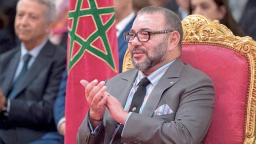 الملك يعطي اوامره لترشح المغرب لمونديال 2030
