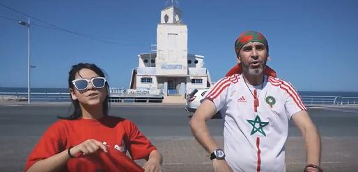 """الفنان """"سعيد مسلم"""" يهدي أغنية لـ""""الأسود"""" بمناسبة خوضه غمار مونديال روسيا"""