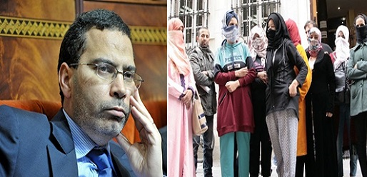 هذا ما قاله الناطق الرسمي للحكومة عن فضيحة تعرض مغربيات للإغتصاب بحقول الفرولة بإسبانيا