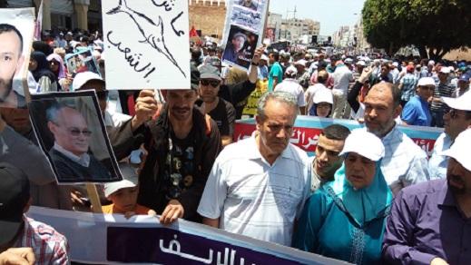 عائلات معتقلي حراك الريف: أبناؤنا مصرون على التشبث بمقاطعة جلسات المحاكمة