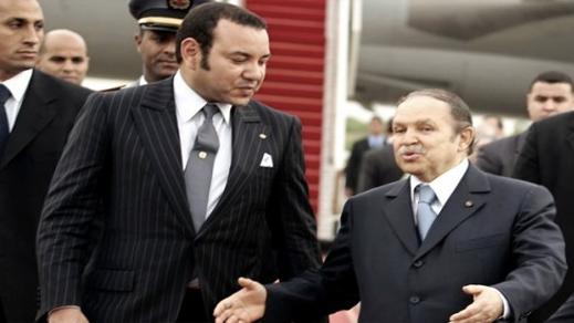 الملك يشكر بوتفليقة على تصويت بلاده لموروكو 2026