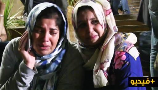 شاهدوا.. هكذا كانت ردة فعل عائلات معتقلي حراك الريف بعد الحكم عليهم