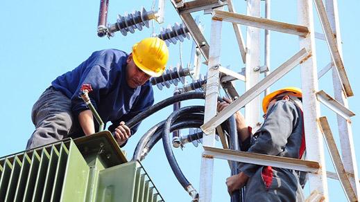 رسمي: معدل مشروع كهربة الحسيمة يقارب الـ 100 في المائة