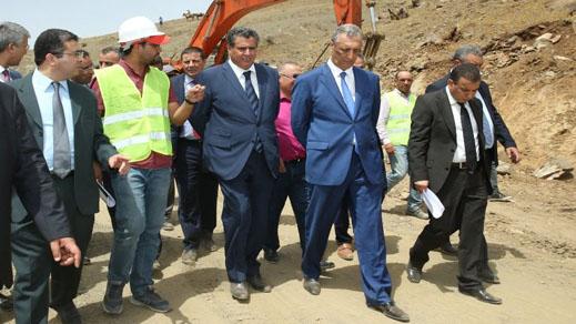 وزارة الفلاحة: المشاريع الفلاحية بالحسيمة ستكون جاهزة قبل أبريل المقبل