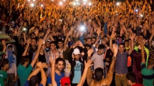 ائتلاف 21 جمعية حقوقية مغربية يصف المحاكمة بغير العادلة ويطالب بالحرية لمعتقلي الريف