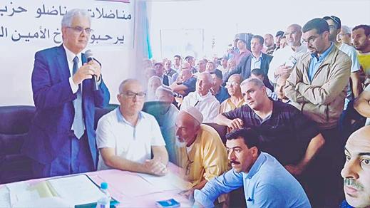 """بركة من الحسيمة: الأحكام الصادرة في حق المعتقلين على خلفية الحراك """"ثقيلة"""" ووعود الحكومة كاذبة"""