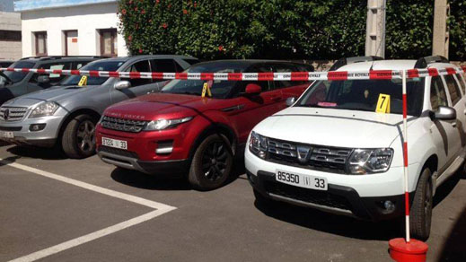 نصف السيارات المسروقة باسبانيا تباع في المغرب