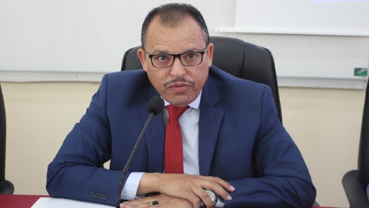 """الدكتور الناظوري أحمد خرطة يظفر بمقعد """"تمثيل أساتذة التعليم العالي"""" داخل مجلس جامعة بوجدة"""