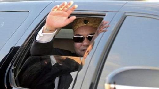 أنباء عن قضاء الملك محمد السادس لجزء من عطلته بالحسيمة