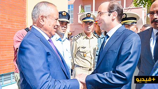 البرلماني أبرشان في دردشة ثنائية مع وزير الصحة: ما عندنا حتى المقص في المستشفى الحسني بالناظور