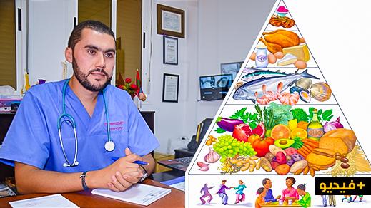 """الدكتور """"مراد أبركان"""": هذه هي المأكولات التي يجب تناولها في فصل الصيف"""