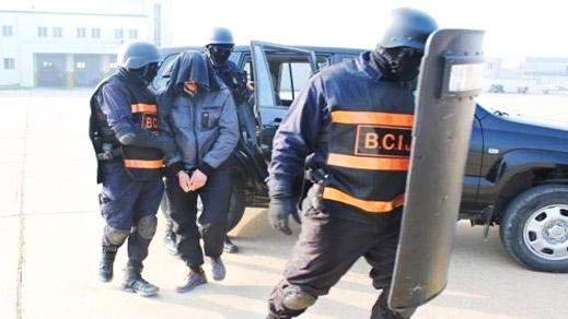 محكمة سلا توزع أزيد  من 200 سنة سجنا على متهمين بالارهاب