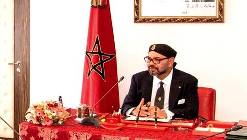 الملك محمد السادس يعود إلى مدينة الحسيمة لاستكمال عطلته الصيفية